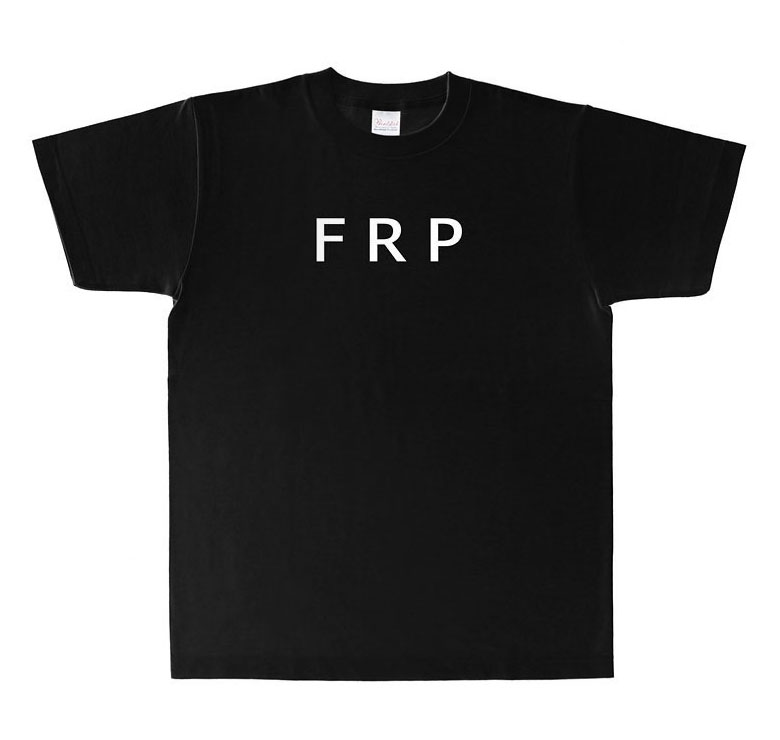 Tシャツ「FRP」